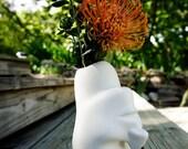 porcelain head vase