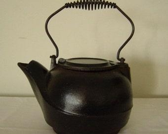 Vintage Bird Beak Tea Kettle