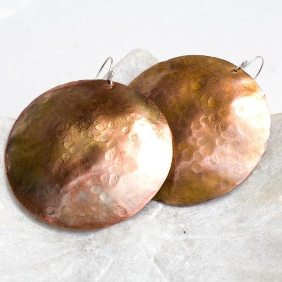 Enormous Eos earrings