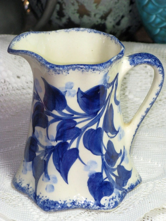 Cash Family Pottery Handpainted Ceramic By