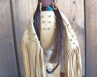 Native American Indian Doll