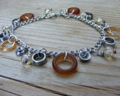 Form a Circle Industrial Chic Bracelet