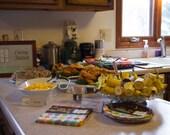 Printable DIY Owl Treetop Shower Birthday Food Labels