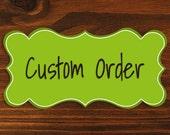Custom Listing for B.R.