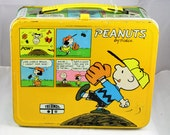 Peanuts Lunchbox no thermos