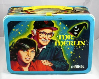 1981 Mr. Merlin Lunchbox
