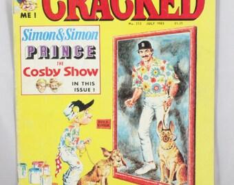 Cracked Magazine 212