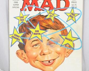 Mad Magazine Winter Special 1986