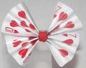 Playing Cards Hiar Bow
