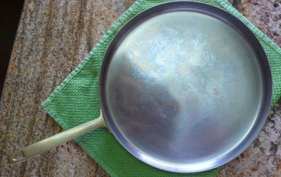 Revere Ware Paul Revere 1776-1976 Copper Bottom Crepe Pan omelette pan skillet