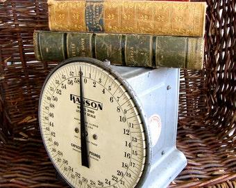 Vintage Kitchen Scale- Hanson SALE WAS 24.00 now 18.00