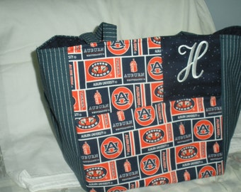 College Theme Purse with insert