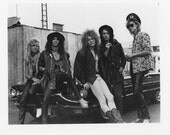 Guns 'N' Roses Publicity Photo