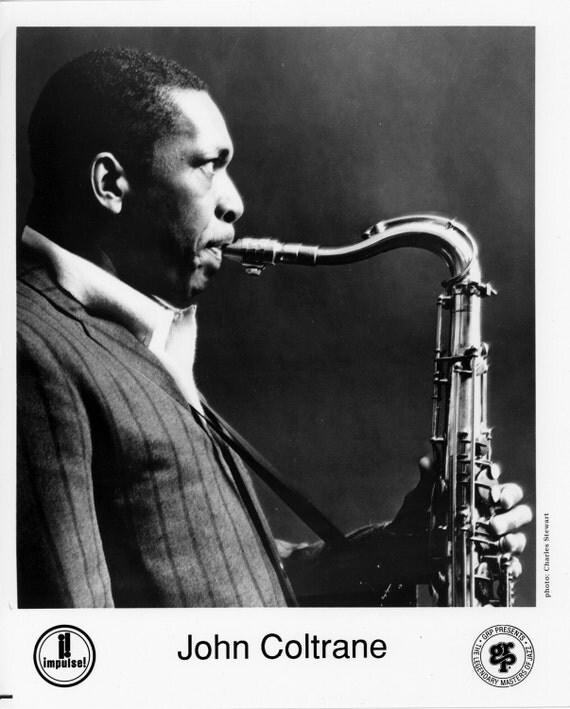 John Coltrane Publicity Photo