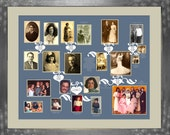 Family Tree with historical detail