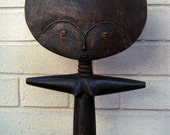 RESERVED FOR FRED Vintage Ashanti (Asante) African Fertility Doll
