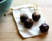 LAUNDRY Organic Soap Nuts 1/2 Pound (80 Loads)