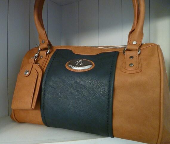 DSLR Bag   Camera Bag    Upcycled Purse Camera Bag