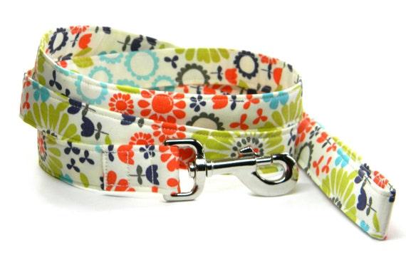 Dog Leash: Bohemian Summer... Dog Lead, Pet Lead