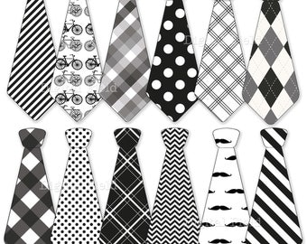Black Tie Clip Art