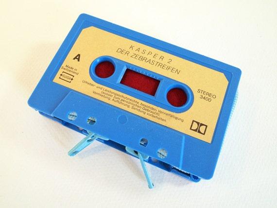 Cassette Wallet - Kasper 2 Der Zebrastreifen