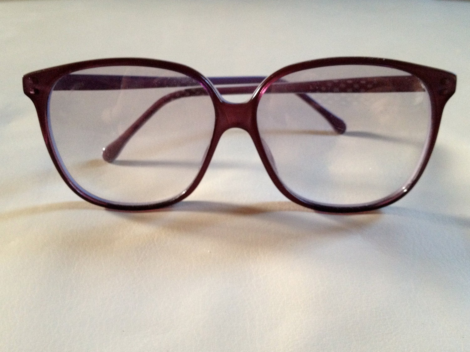 vintage 1980s guess tinted sunglasses