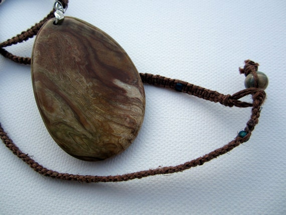 Mystery Tree pendant