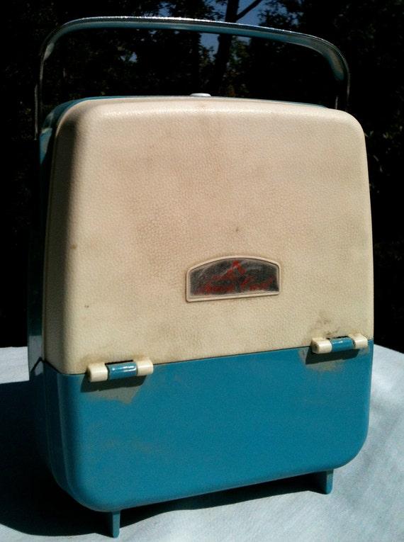 Vintage Queen Curl Portable Hot Roller Set