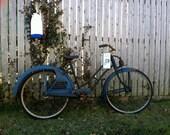 1940's JC Higgins Colorflow Bicycle (Pre war)
