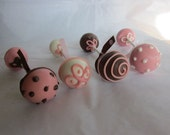 Baby Shower Cake Pop Rattle.. Perfect for any Shower or special occasion.