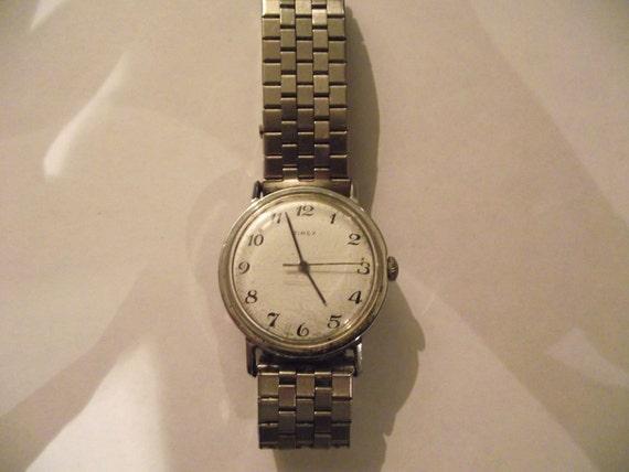 Vintage Mens Timex watch
