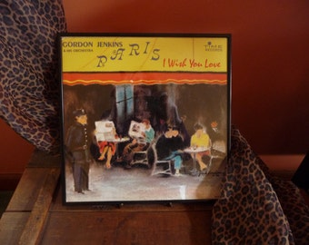 Gordon Jenkins, Paris LP, Album France