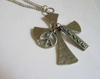 ON SALE! Peace Cross
