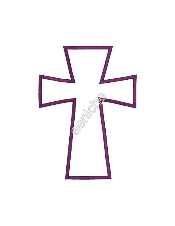 Applique Cross II