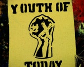 Youth of Today patch
