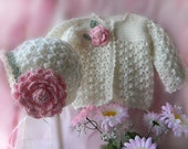 Chloe Hat and Sweater for Infant Girls