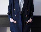Double Breasted Sailor Blazer