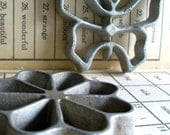 Vintage Metal Rosette Cookie Molds
