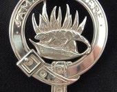 Douglas Scottish Clan Crest Badge
