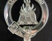 MacKenzie Scottish Clan Crest Badge