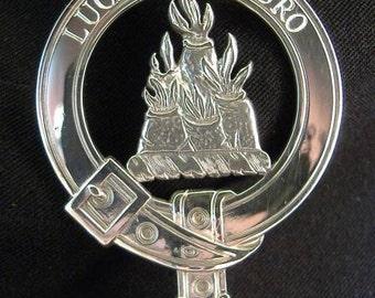 Grant Scottish Clan Crest Badge