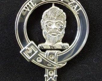 Menzies Scottish Clan Crest Badge