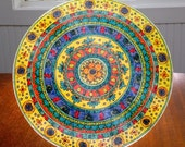 Beauty Mandala Platter