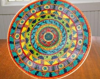 Truth Mandala Platter