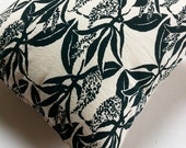 Pillow- New Zealand designed and handprinted by Brown Street Bespoke
