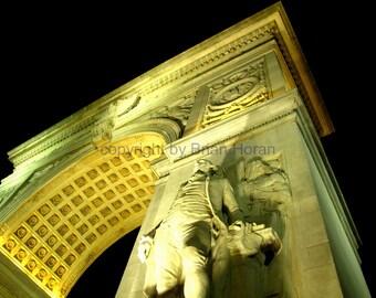 Washington at the Square