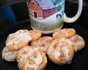 Cinnamon Bun Wax Tart Melts