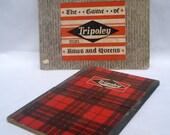 Vintage Card Game, Tripoley (1943)