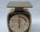 Pelouze Postal Scale, Vintage Office or Kitchen Decor
