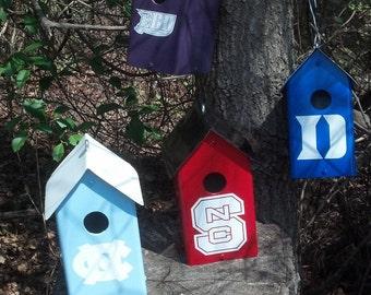 Sports Team Birdhouse